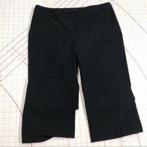 Talbots Classic Black Dress Pants